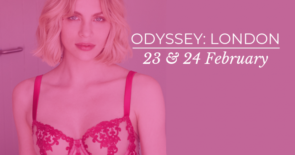 Odyssey launches London Pop-up February 2019