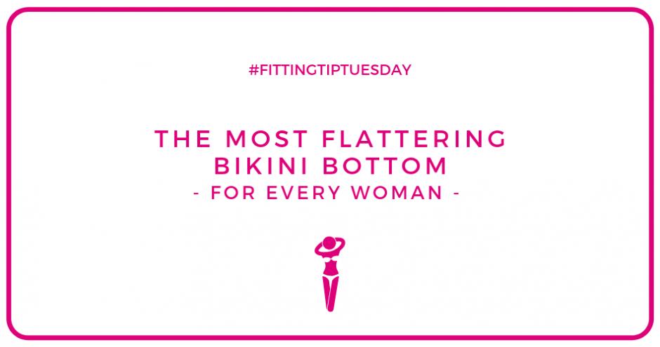The most flattering bikini bottom for every woman
