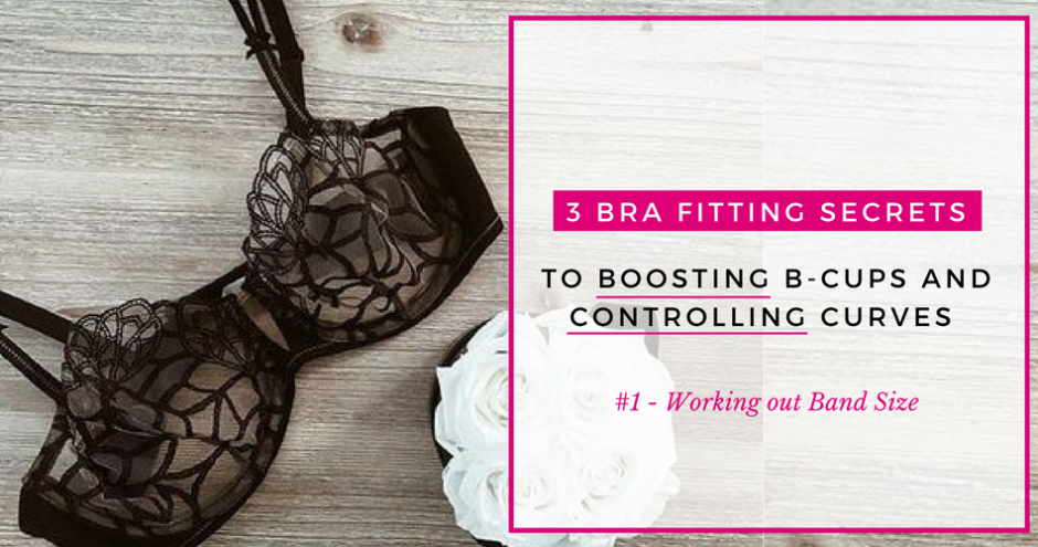 The Odyssey Blog - 3 Bra Fitting Secrets to boosting B cups and controlling curves - Part 1