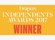 Drapers Independents Awards Winner, Odyssey Boutique - Niche Fashion Retailer 2017