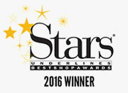 Stars Underlines Best Shop Awards Winner, Odyssey Boutique - Concept Shop 2016