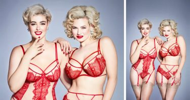 Odyssey Boutique Lingerie Edinburgh Scotland, Odyssey Boutique Lingerie, Dita von Teese Maestra Bra, Brief, G-String, Suspender and Bustier, Red Lace