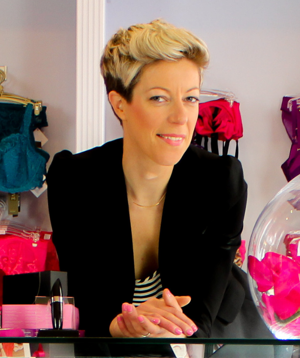 Odyssey Boutique - Owner & Fitting Expert Sarah C - Book a Bra Fitting