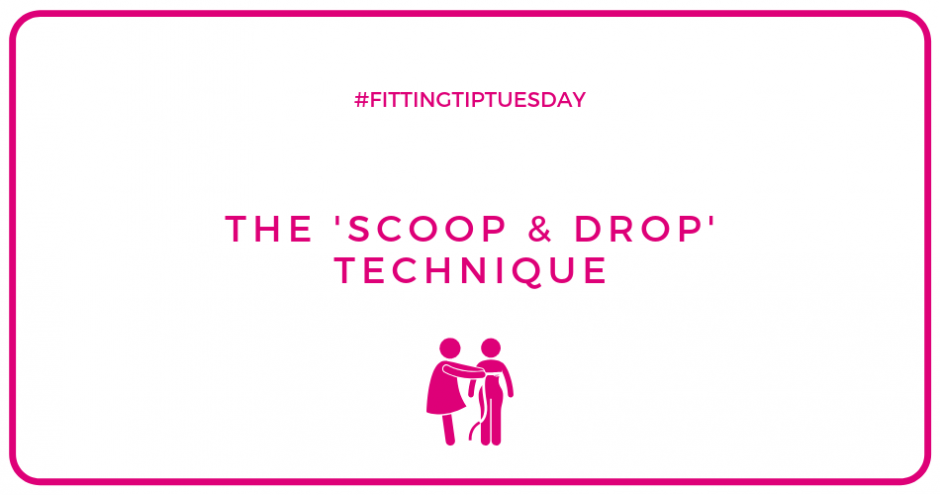 #FittingTipTuesday -The Scoop and Drop Technique