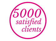 5000 satisfied bra fitting clients - infographic